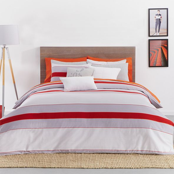 Lacoste Home Lacoste Sirocco Twin/Twin Extra Larg Duvet Set