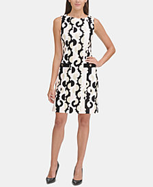 Tommy Hilfiger Venice Dot Pocket Dress