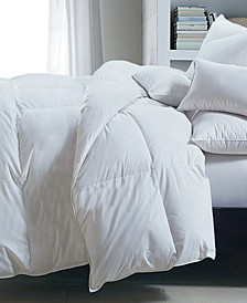 233 Thread Count Cotton Twill Down Alternative Comforter Collection
