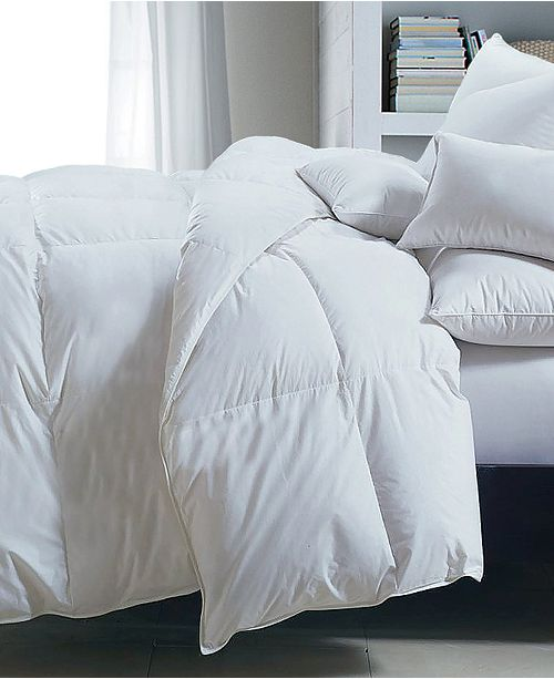 Blue Ridge 233 Thread Count Cotton Twill Down Alternative Comforter Collection