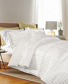 Home Essentials 3 Piece Reversible Down Alternative Comforter Set Collection