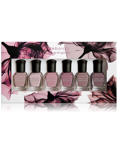 Deborah Lippmann 6-Pc. Bed Of Roses Gift Set, A $72 Value!