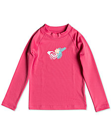 Roxy Toddler Girls Hawaii Rash Guard