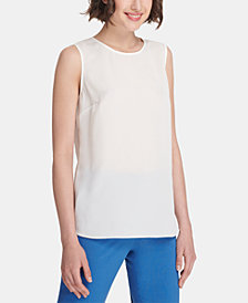 DKNY Sleeveless Top, Created for Macy's