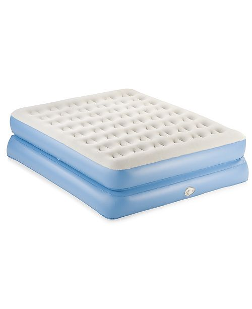 Aerobed Air Mattress 18 Queen Classic Elevated Personal Care