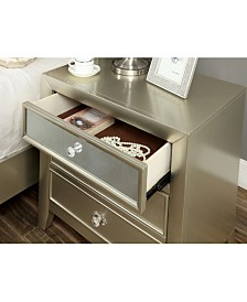 Maire 3-drawer Nightstand