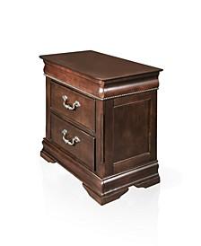 Ruben 2-drawer Nightstand