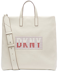 DKNY Tilly Tile Logo Tote, Created for Macy's