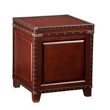 Grantsboro Trunk End Table