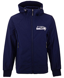 G-III Sports Men's Seattle Seahawks First Down Soft Shell Jacket