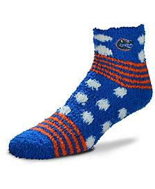 For Bare Feet Florida Gators Homegater Sleep Soft Socks