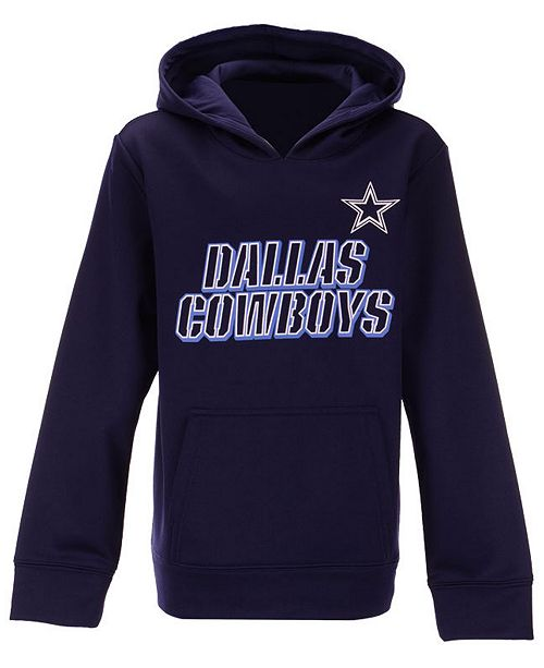 04afd01b Dallas Cowboys Fleece Hoodie, Big Boys (8-20)