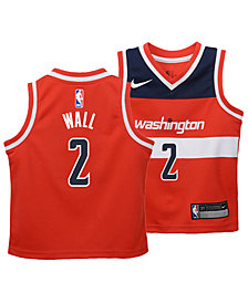 Nike John Wall Washington Wizards Icon Replica Jersey, Toddler Boys (2T-4T)
