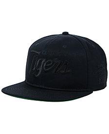 Nike Clemson Tigers Sport Specialties Black on Black Snapback Cap