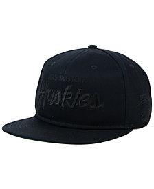 Nike Washington Huskies Sport Specialties Black on Black Snapback Cap