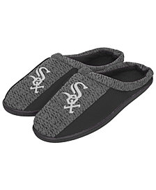 Forever Collectibles Chicago White Sox Knit Cup Sole Slippers