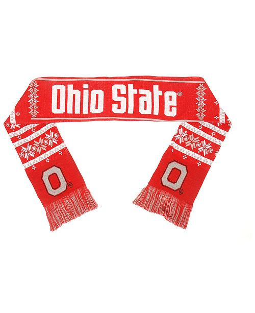 Forever Collectibles Ohio State Buckeyes Light Up Scarf