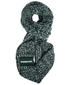 Forever Collectibles Michigan State Spartans Peak Infinity Scarf