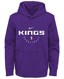 Nike Sacramento Kings Spotlight Hoodie, Big Boys (8-20)
