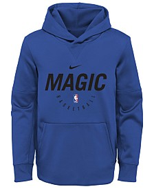 Nike Orlando Magic Spotlight Hoodie, Big Boys (8-20)