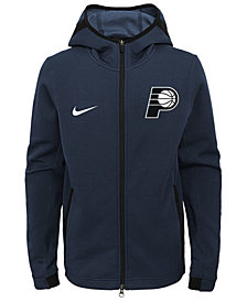 Nike Indiana Pacers Showtime Hooded Jacket, Big Boys (8-20)