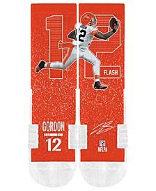 Josh Gordon Action Crew Socks