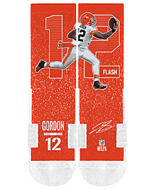 Strideline Josh Gordon Action Crew Socks