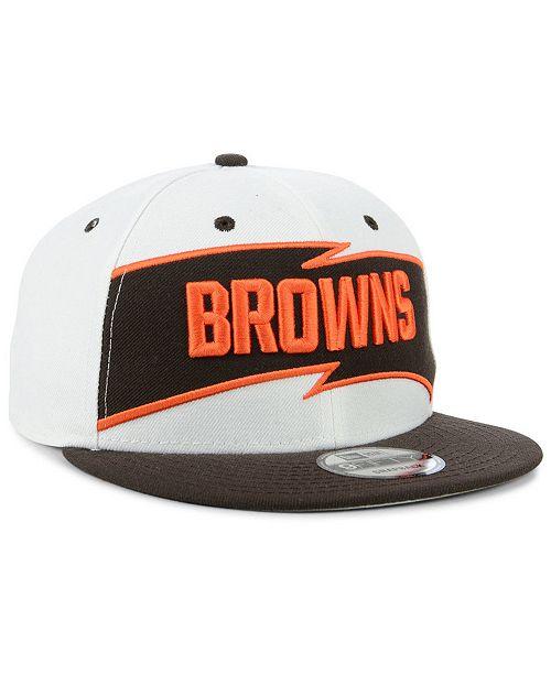 a9e51e71c5b8e New Era Cleveland Browns Thanksgiving 9FIFTY Cap   Reviews - Sports ...