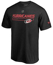 Majestic Men's Carolina Hurricanes Rinkside Prime T-Shirt