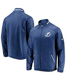 Majestic Men's Tampa Bay Lightning Rinkside Authentic Pro Jacket