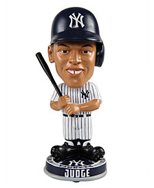 Forever Collectibles Aaron Judge New York Yankees Knucklehead Bobblehead