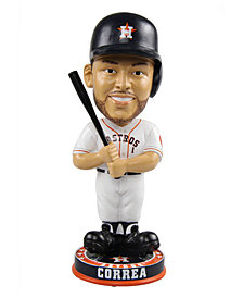 Forever Collectibles Carlos Correa Houston Astros Knucklehead Bobblehead