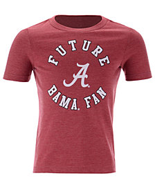 Retro Brand Alabama Crimson Tide Future Fan Dual Blend T-Shirt, Toddler Boys (2T-4T)