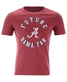 Retro Brand Alabama Crimson Tide Future Fan Dual Blend T-Shirt, Toddler Boys (2T-4T)