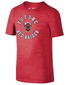 Texas Tech Red Raiders Future Fan Dual Blend T-Shirt, Toddler Boys (2T-4T)