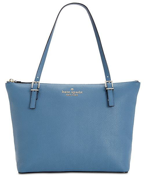 6af4a1c3f0d ... kate spade new york Watson Lane Small Maya Leather Tote ...