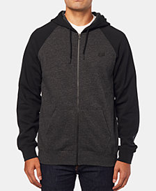 Fox Mens Legacy Zip-Front Hooded Sweatshirt