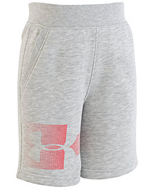 Under Armour Toddler Boys Rival Shorts
