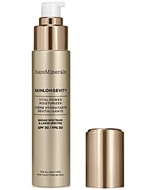 Skinlongevity Vital Power Moisturizer SPF 30