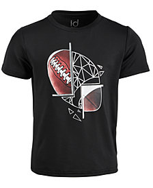 Ideology Toddler Boys Football-Print T-Shirt, Created for Macy's