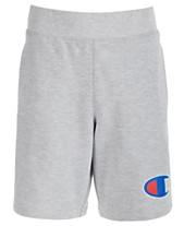 8e22891ef988 Champion Little Boys French Terry Logo Shorts