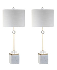Dawson Led Table Lamp - Set Of 2