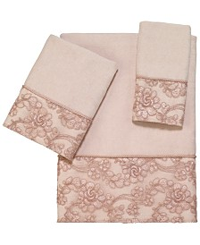 Avanti Vivien Bath Towel Collection