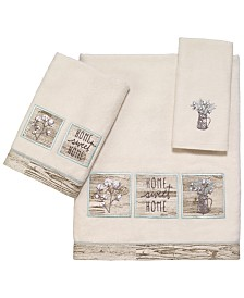 Avanti Sweet Home Bath Towel Collection