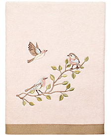 Avanti Bird Choir II Bath Towel