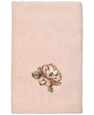 Butterfly Garden II Fingertip Towel