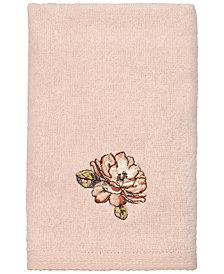 Avanti Butterfly Garden II Fingertip Towel