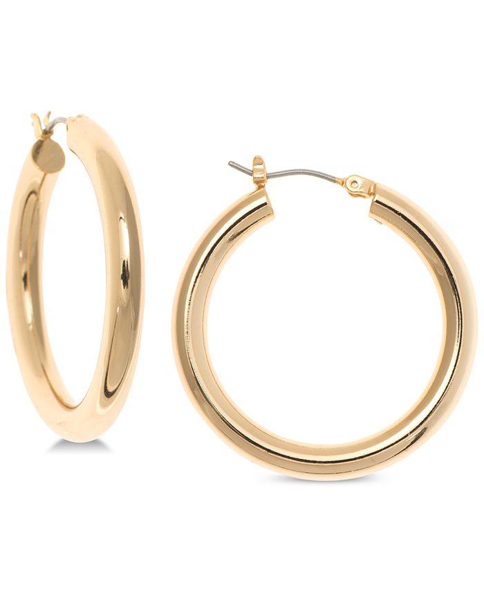 Lauren Ralph Lauren - Medium Hoop Earrings