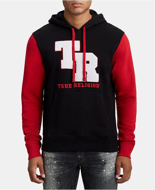 61aa43114943 True Religion Mens Chenille Hoodie  True Religion Mens Chenille Hoodie ...
