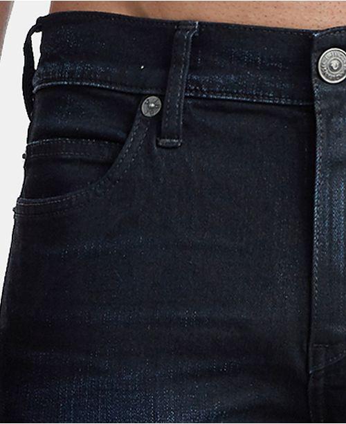 ff80c721 True Religion Men's Classic Rocco Moto Jeans & Reviews - Jeans - Men ...